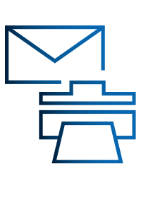 3. Ausgefüllte PDF per Mail oder Fax an uns zurücksenden
